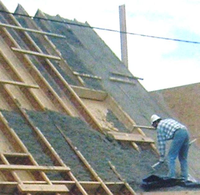 Izolacja termiczna dachu z kompozytu [4] (fot. 6)